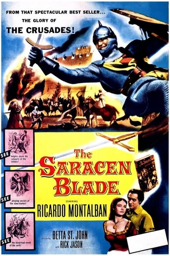 Poster of The Saracen Blade