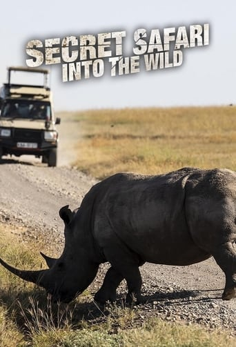 Poster of Secret Safari: Into the Wild