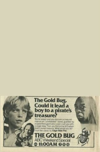 Poster of The Gold Bug