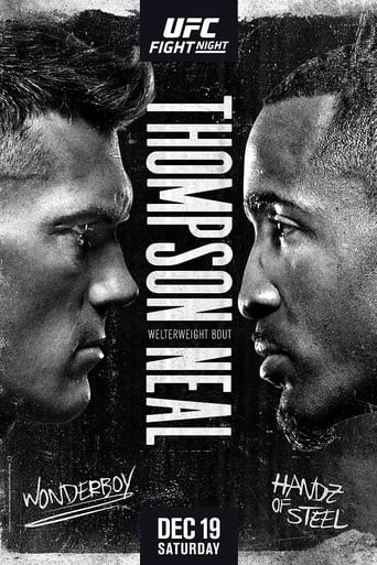 UFC Fight Night 183: Thompson vs. Neal