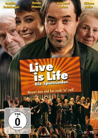 Poster of Live Is Life