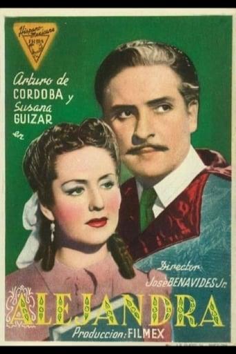 Poster of Alejandra