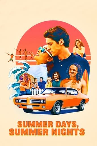 Poster of Summer Days, Summer Nights