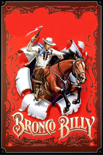 Poster of Bronco Billy