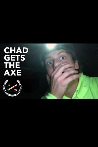 Poster of Chad Gets The AxE