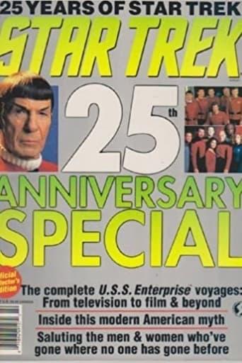 Poster of Star Trek: 25th Anniversary Special