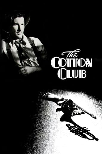 Poster of The Cotton Club