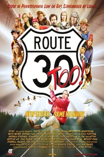 Poster of Route 30, Too