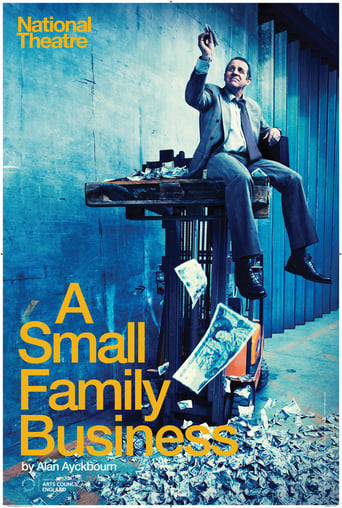 Poster of National Theatre Live : A Small Family Business