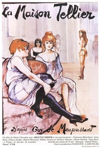 Poster of La Maison Tellier