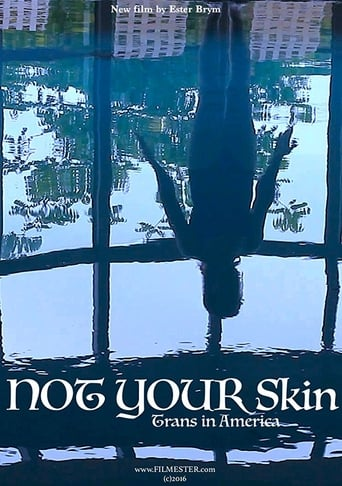 Poster of Not Your Skin