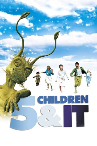 Poster of Five Children and It