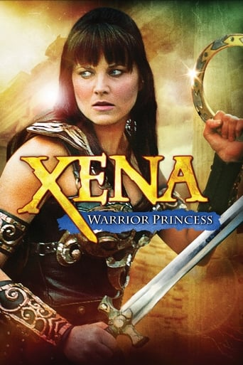 Poster of Xena: Warrior Princess