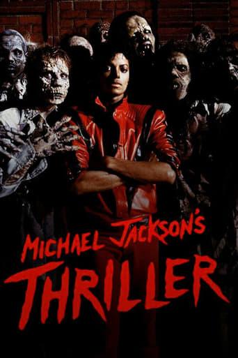 Poster of Michael Jackson's Thriller