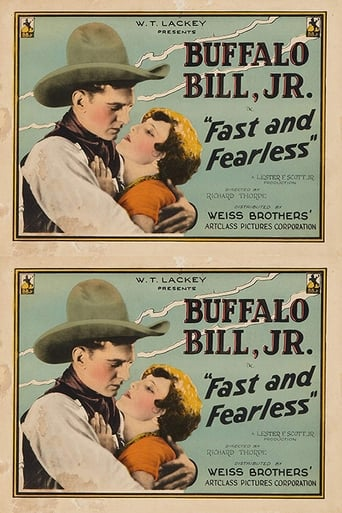 Poster of Fast and Fearless