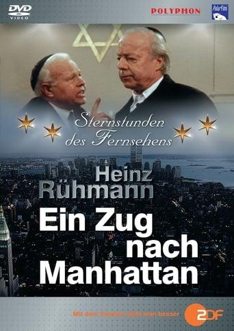 Poster of Ein Zug nach Manhattan