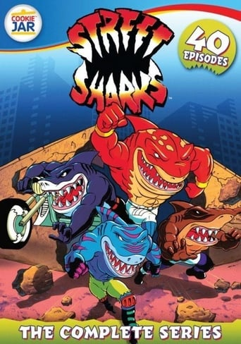 Poster of Street Sharks