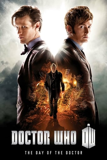 Poster of Doctor Who: The Day of the Doctor