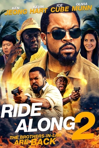 Poster of Ride Along 2