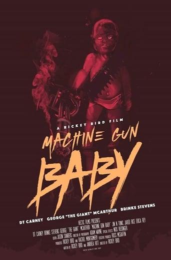 Poster of Machine Gun Baby