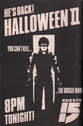 Poster of Halloween II- The TV Cut