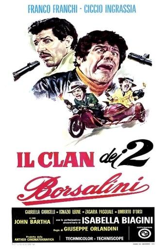 Poster of Il clan dei due Borsalini