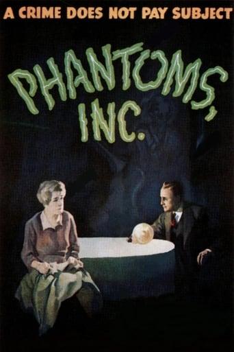Poster of Phantoms, Inc.