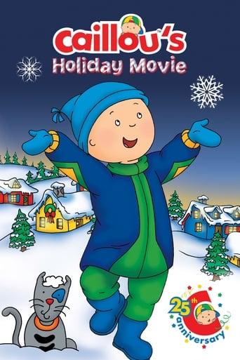 Poster of Caillou's Holiday Movie