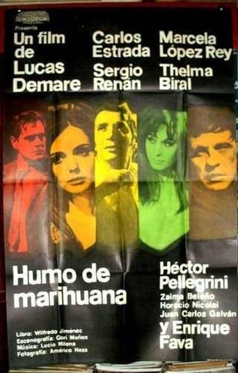 Poster of Marihuana Smoke