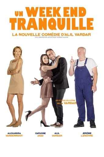 Poster of Un week-end tranquille