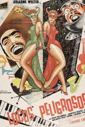 Poster of Locos Peligrosos