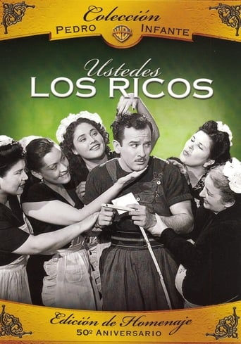 Poster of Ustedes los ricos
