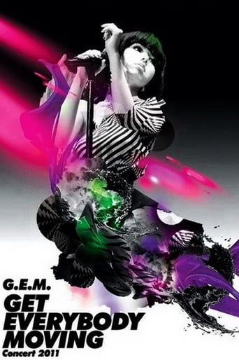 G.E.M Tang - Get Everybody Moving Concert 2011