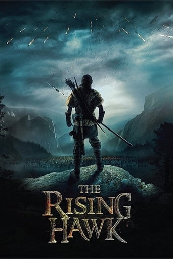 Poster of The Rising Hawk