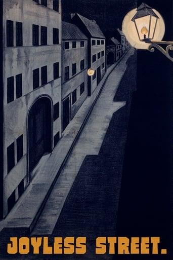 Poster of Joyless Street