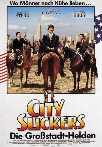 Filmplakat von City Slickers - Die Großstadt-Helden