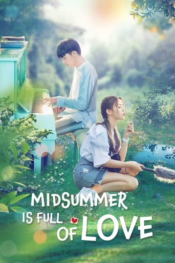 Poster of Midsummer is Full of Love