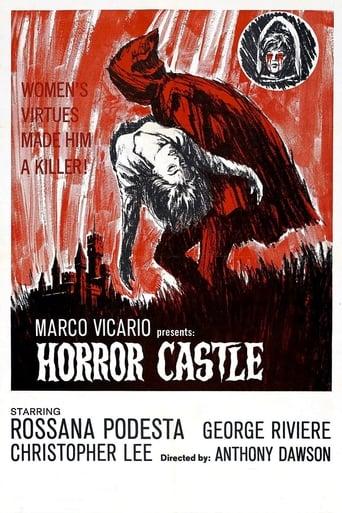 Poster of Horror Castle