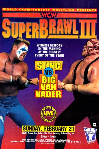 Poster of WCW SuperBrawl III