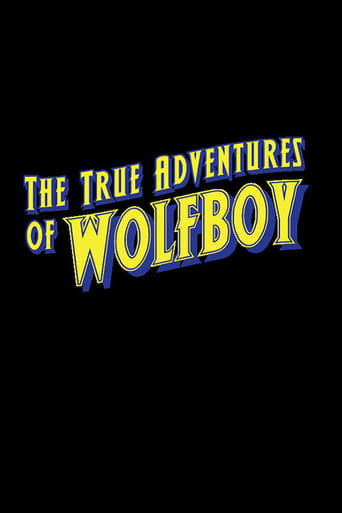 Poster of The True Adventures of Wolfboy