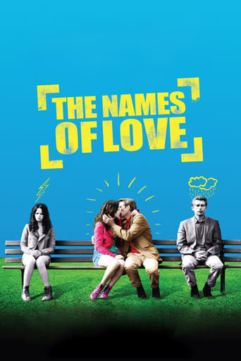 Poster of The Names of Love