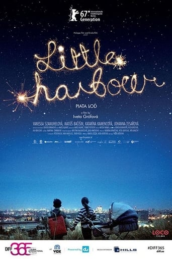Poster of Little Harbour