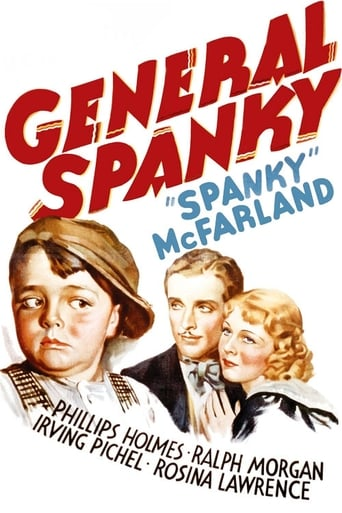 Poster of General Spanky