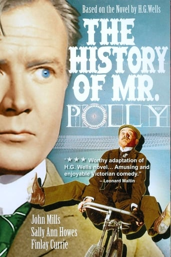 Poster of The History of Mr. Polly