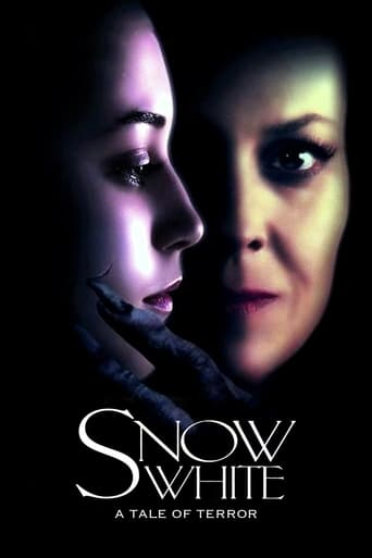 Poster of Snow White: A Tale of Terror