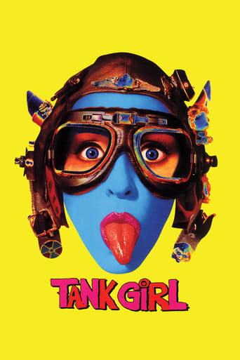 Poster of Tank Girl