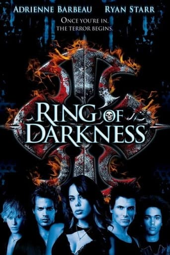 Poster of Ring of Darkness