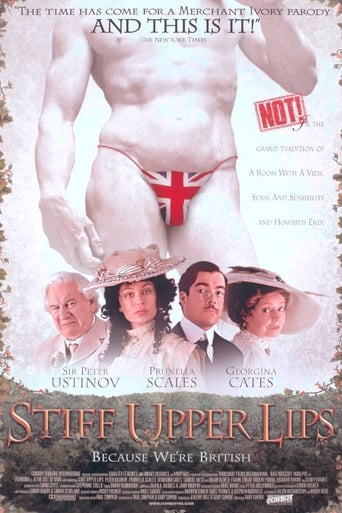 Poster of Stiff Upper Lips