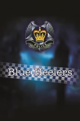 Poster of Blue Heelers