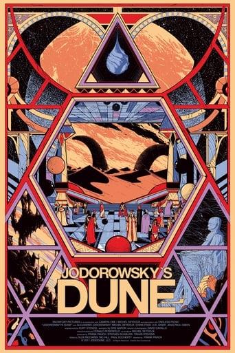 Poster of Jodorowsky's Dune